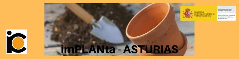 implanta Asturias